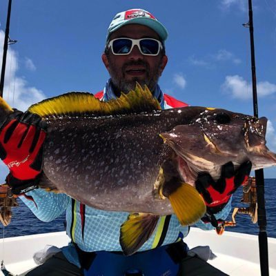 Krasimir Krumov -Tanzania Extreme Fishing
