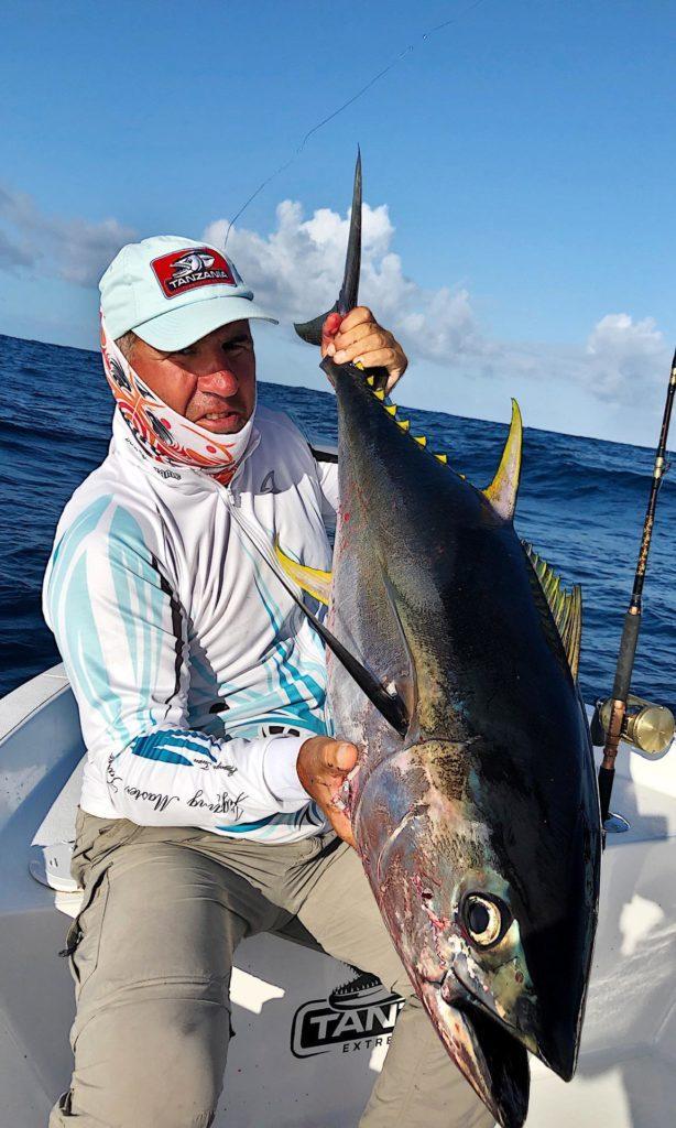 Rumen Markov - Tanzania Extreme Fishing