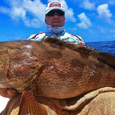 Stanimir Varbanov Tanzania Extreme Fishing